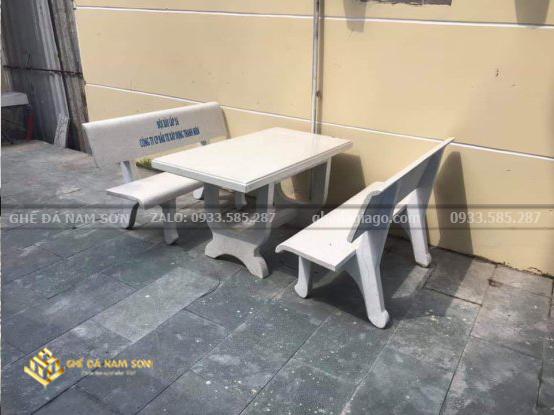 cung cấp bàn ghế đá giá rẻ tại nam sơn