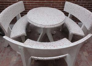 Bảng giá bộ bàn ghế đá sân vườn 1