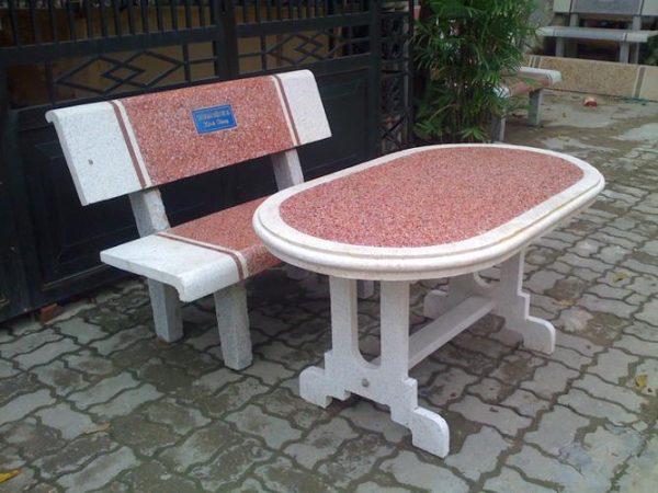Cách lựa chọn kích thước bàn ghế đá phù hợp