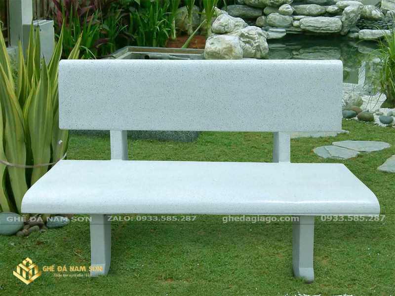 kích thước ghế đá 1