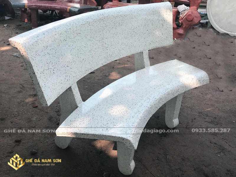 kích thước ghế đá 2