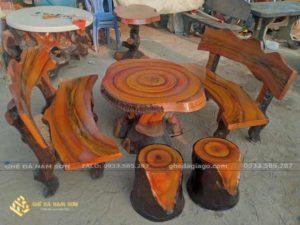mua bàn ghế đá 2