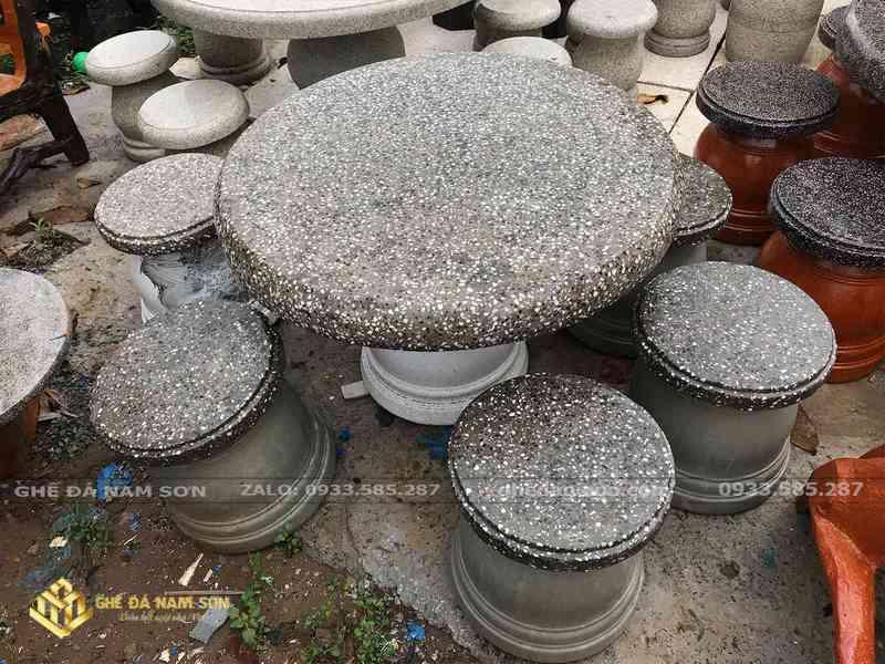 bàn ghế đá giá rẻ 2