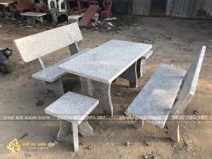 địa chỉ bán bộ ghế đá hoa cương