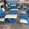 Bán các loại bàn ghế đá trắng xanh dương