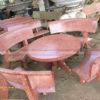 giá bộ bàn ghế đá bao nhiêu